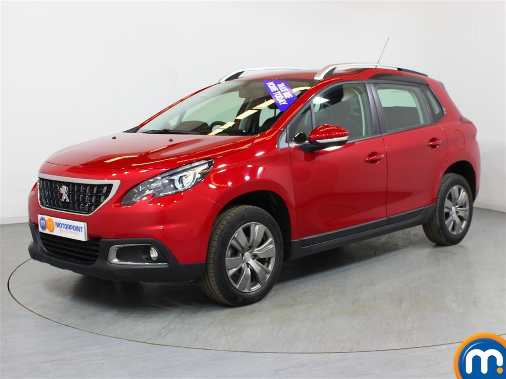 Peugeot 2008 Active - Stock Number (1006681) - Passenger side front corner