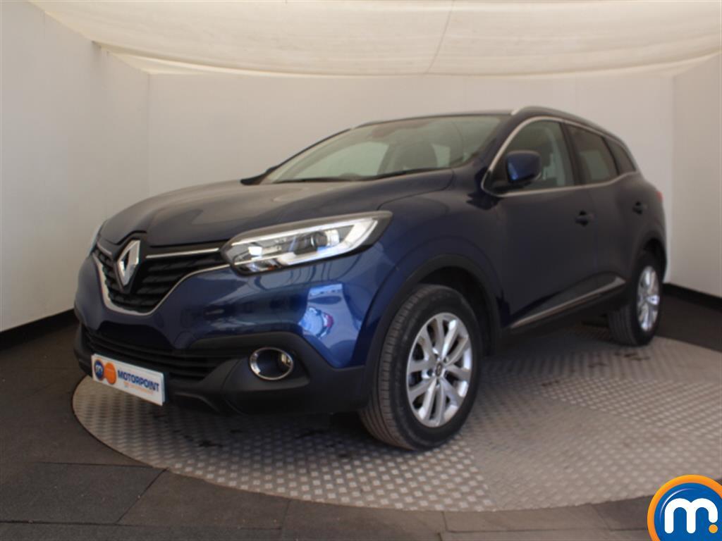 Renault Kadjar Dynamique Nav - Stock Number (1029633) - Passenger side front corner