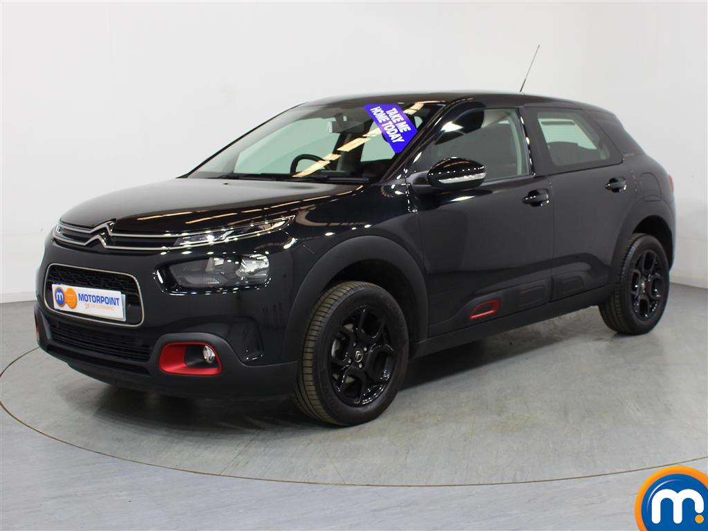 Citroen C4 Cactus Feel Edition - Stock Number (1026754) - Passenger side front corner