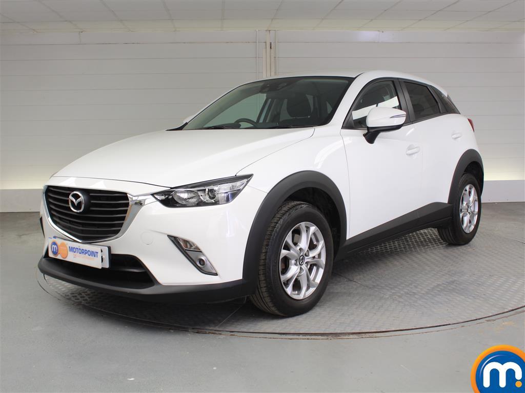 Mazda Cx-3 SE-L Nav - Stock Number (1021794) - Passenger side front corner