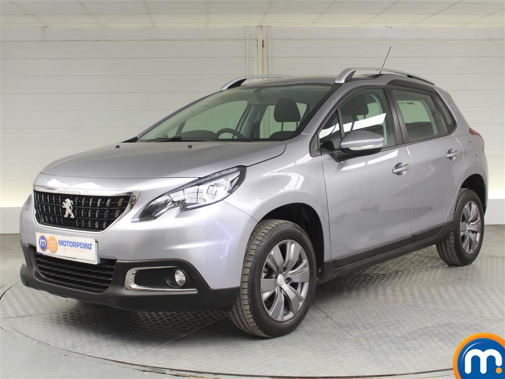 Peugeot 2008 Active - Stock Number (1000834) - Passenger side front corner