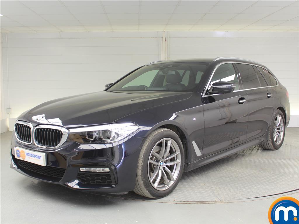 BMW 5 Series M Sport - Stock Number (1025091) - Passenger side front corner