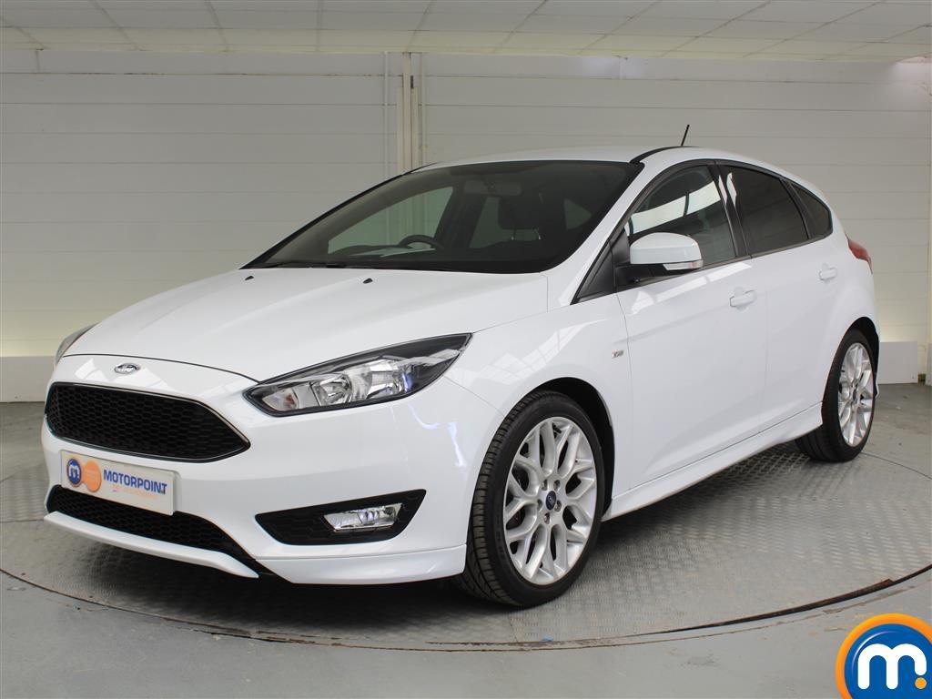 Ford Focus ST-Line - Stock Number (999324) - Passenger side front corner