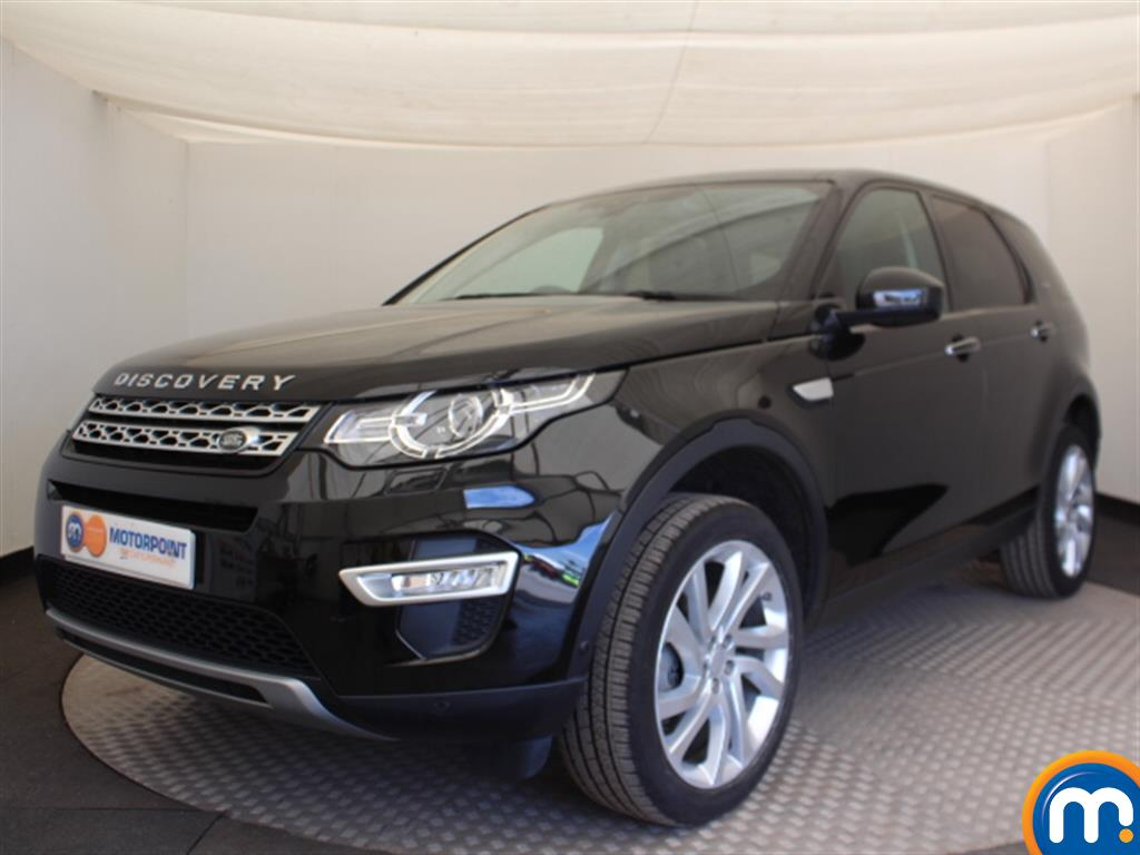 Land Rover Discovery Sport HSE Luxury - Stock Number (1032349) - Passenger side front corner