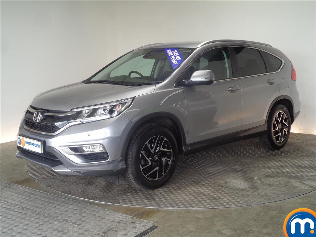 Honda Cr-V SE Plus - Stock Number (1025854) - Passenger side front corner