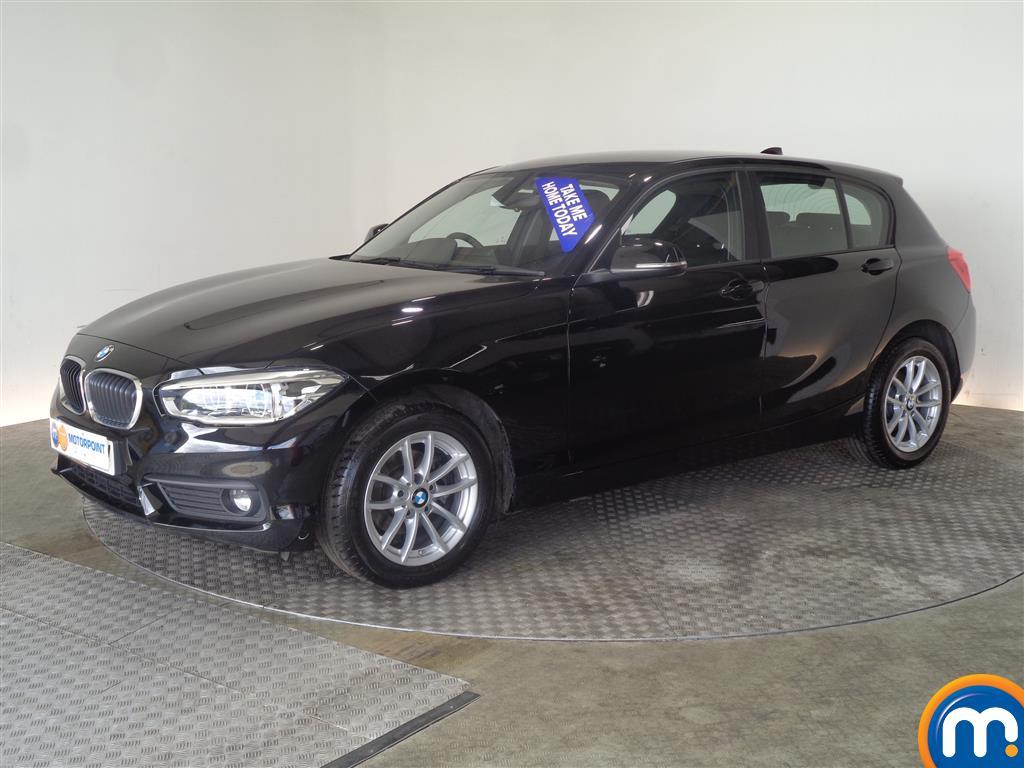 BMW 1 Series SE Business - Stock Number (1025467) - Passenger side front corner