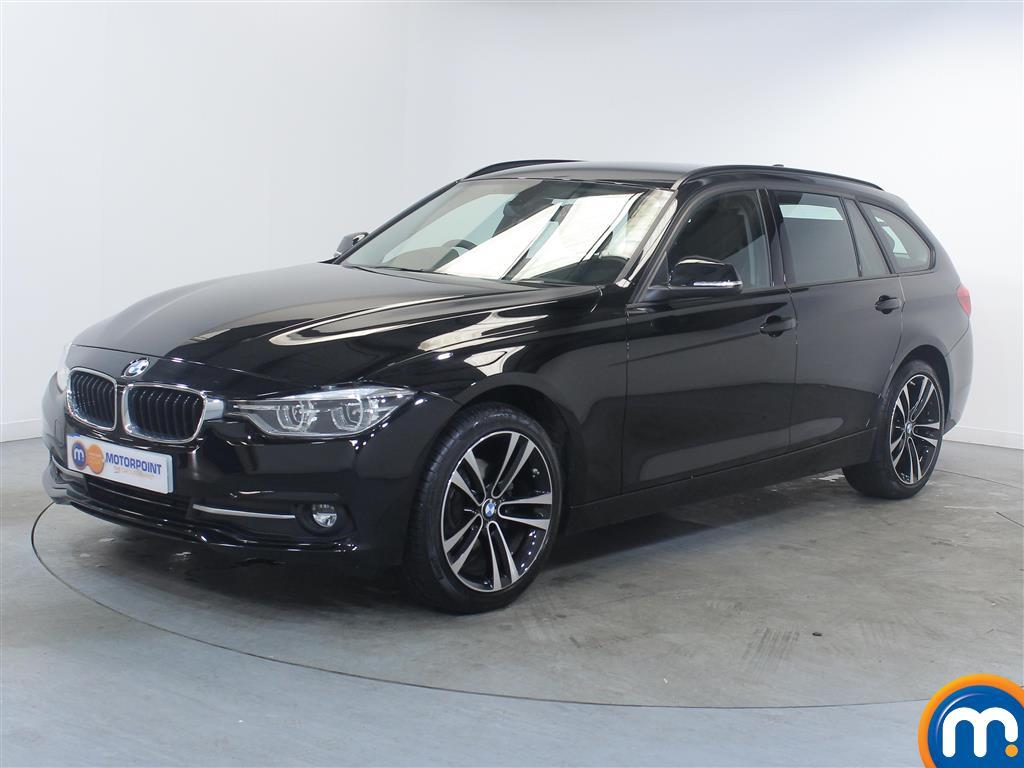 BMW 3 Series Sport - Stock Number (1014308) - Passenger side front corner