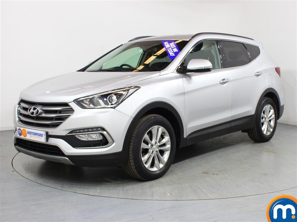 Hyundai Santa Fe Premium - Stock Number (1030208) - Passenger side front corner