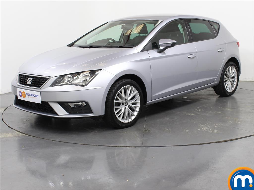 Seat Leon SE Dynamic Technology - Stock Number (1027897) - Passenger side front corner