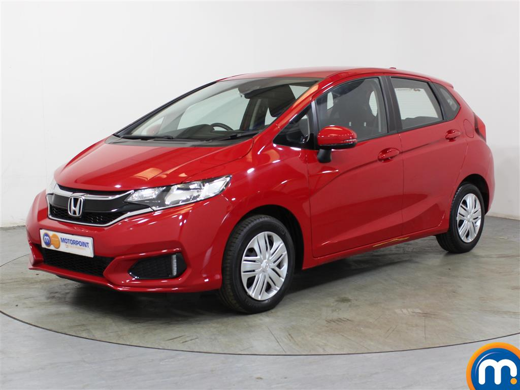 Honda Jazz S - Stock Number (1019954) - Passenger side front corner
