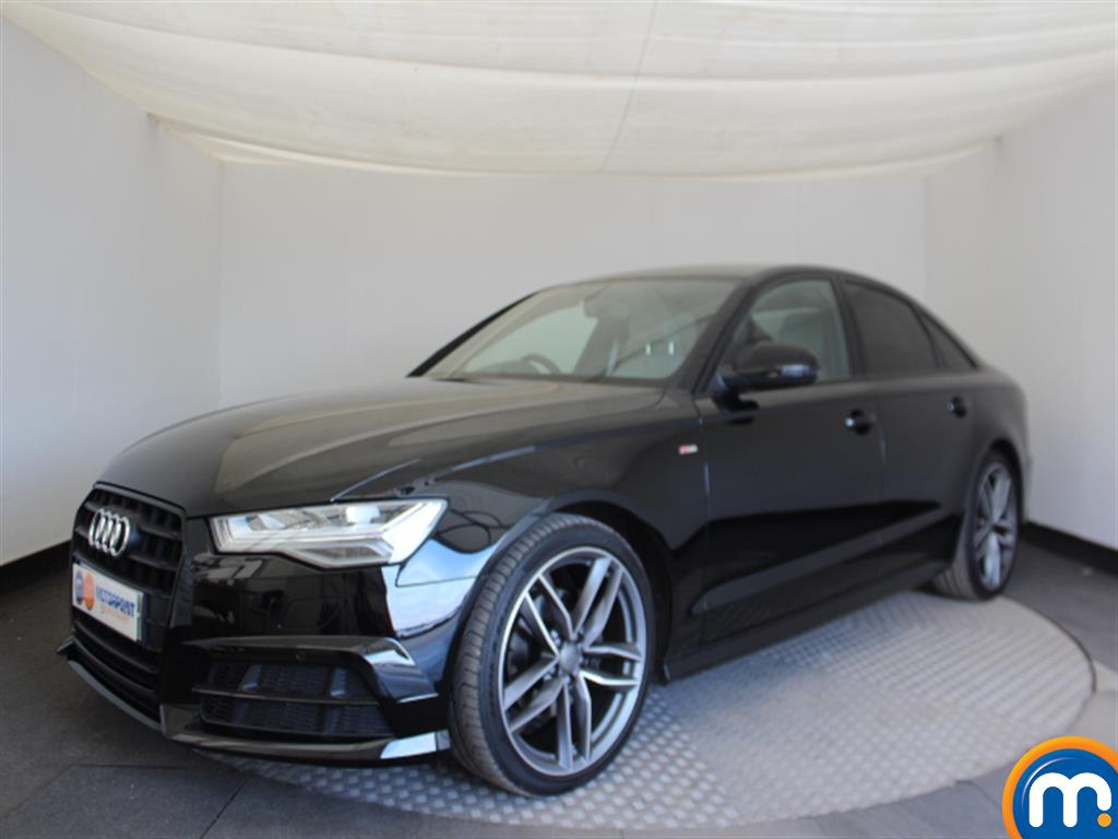 Audi A6 Black Edition - Stock Number (1032853) - Passenger side front corner