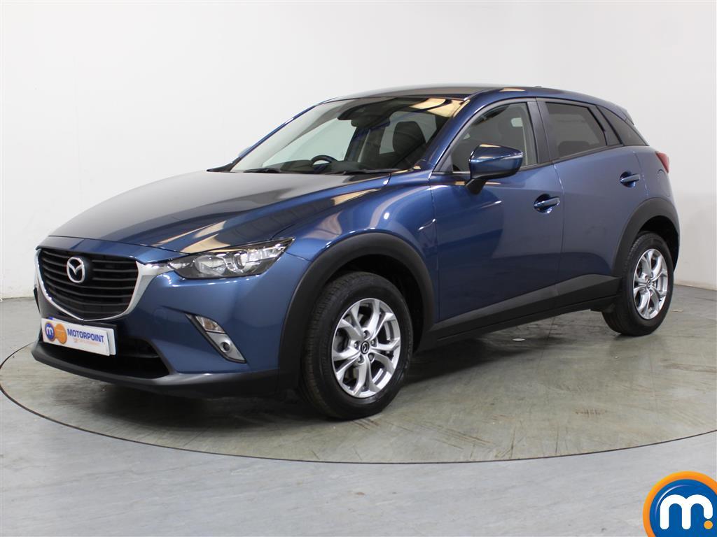 Mazda Cx-3 SE-L Nav - Stock Number (1020172) - Passenger side front corner