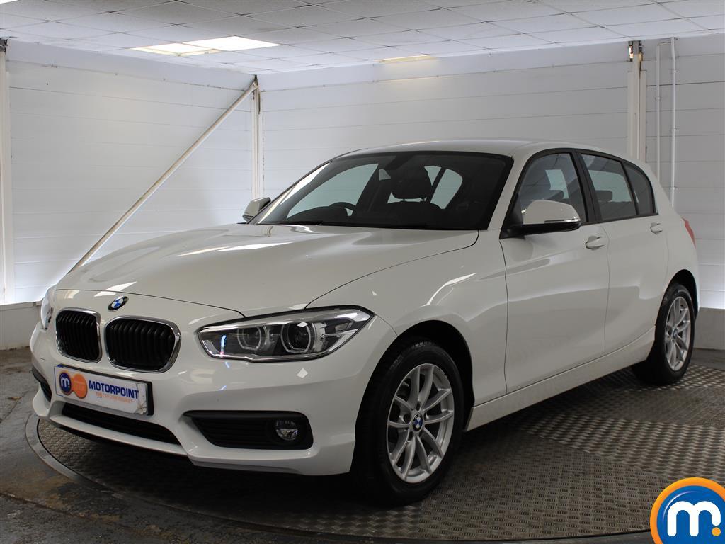 BMW 1 Series SE Business - Stock Number (1029844) - Passenger side front corner