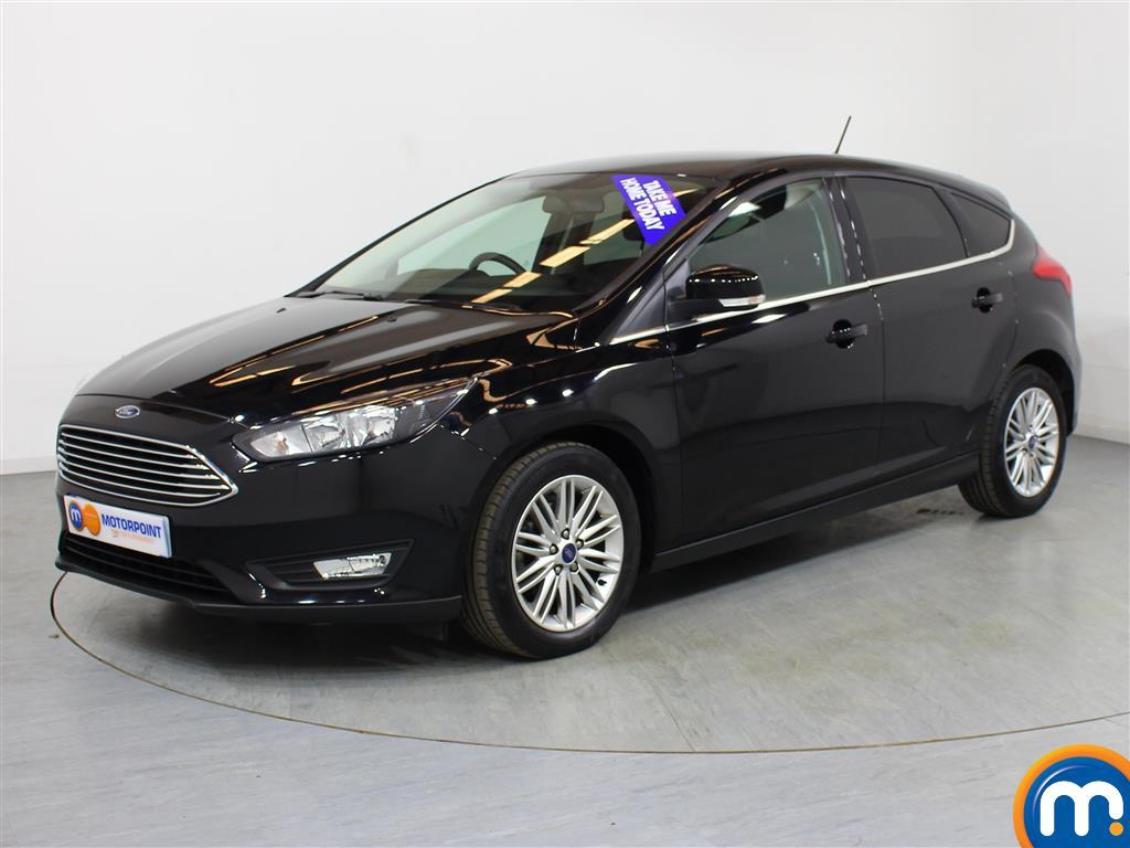 Ford Focus Zetec Edition - Stock Number (1028105) - Passenger side front corner