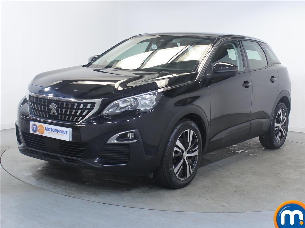 Peugeot 3008 Active - Stock Number (1006740) - Passenger side front corner
