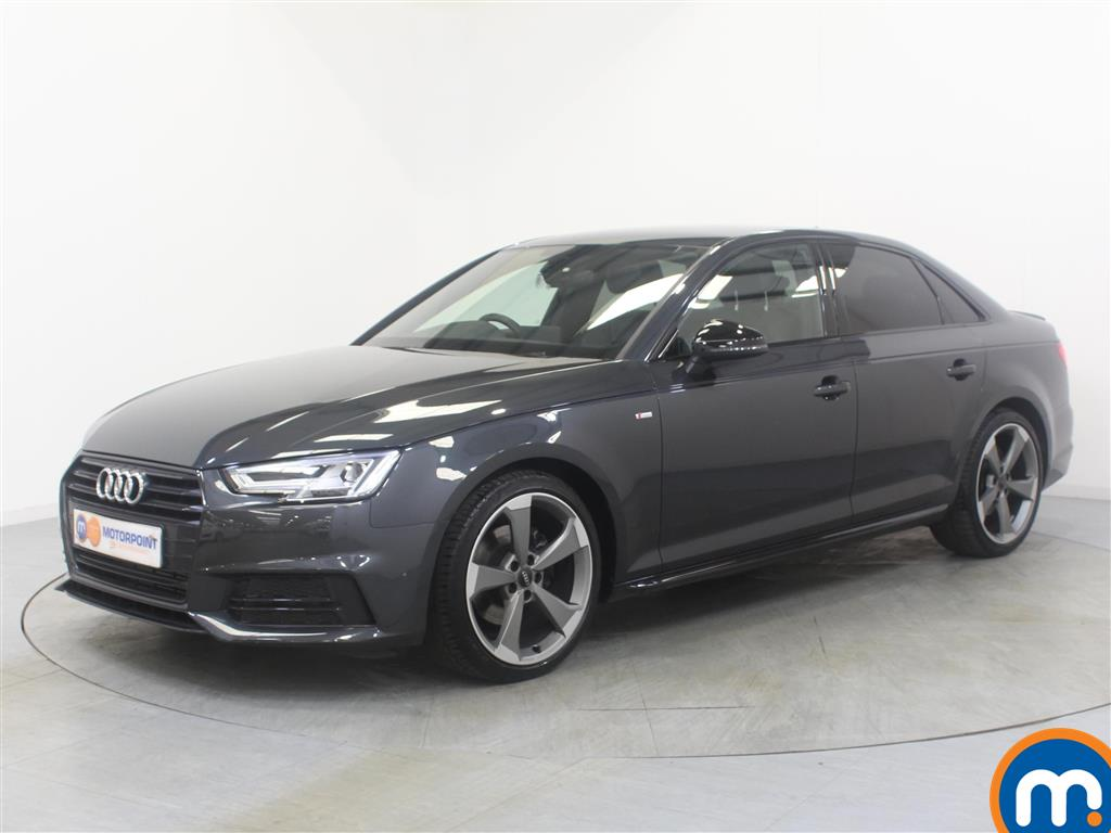 Audi A4 Black Edition - Stock Number (1030310) - Passenger side front corner