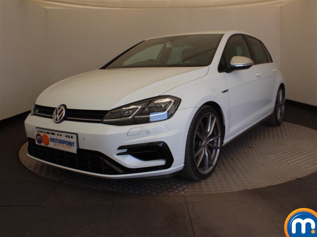 Volkswagen Golf R - Stock Number (1033722) - Passenger side front corner