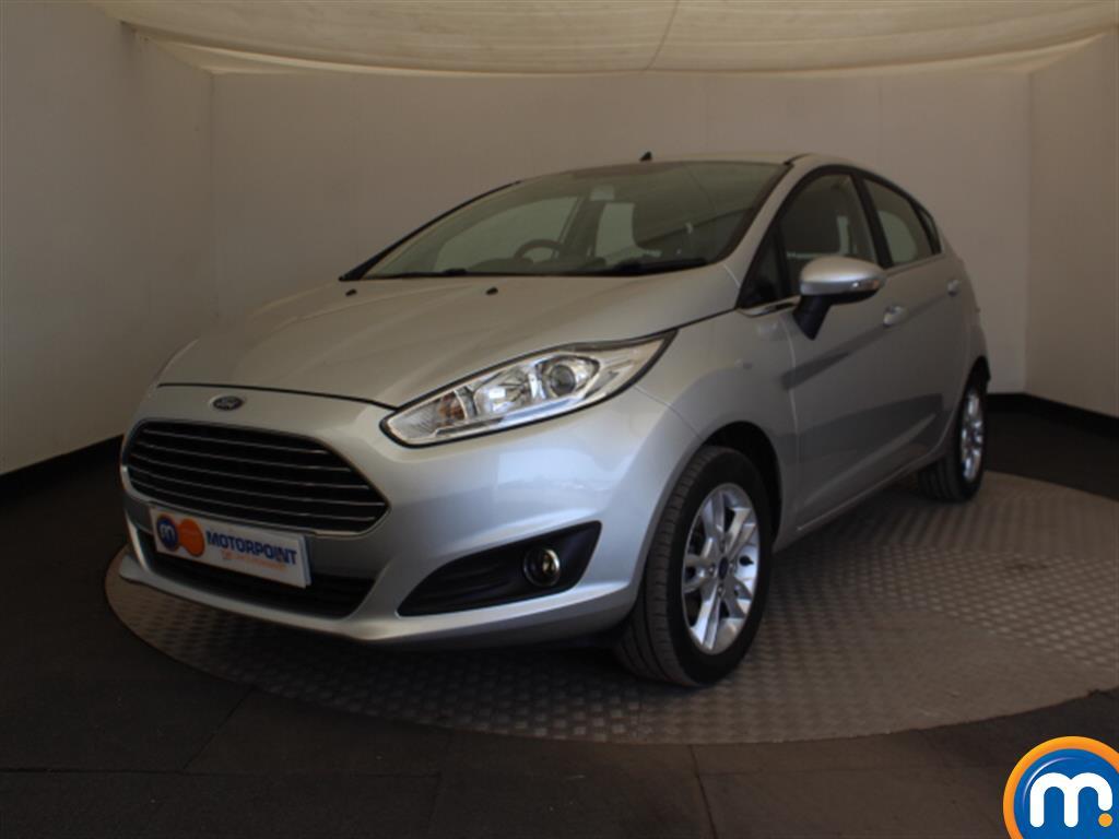 Ford Fiesta Zetec - Stock Number (1032253) - Passenger side front corner