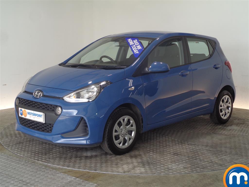 Hyundai I10 SE - Stock Number (1030928) - Passenger side front corner