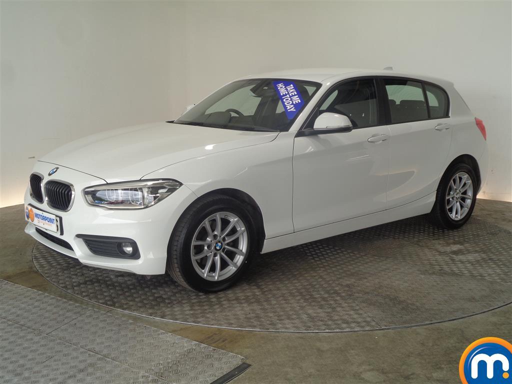 BMW 1 Series SE Business - Stock Number (1029700) - Passenger side front corner