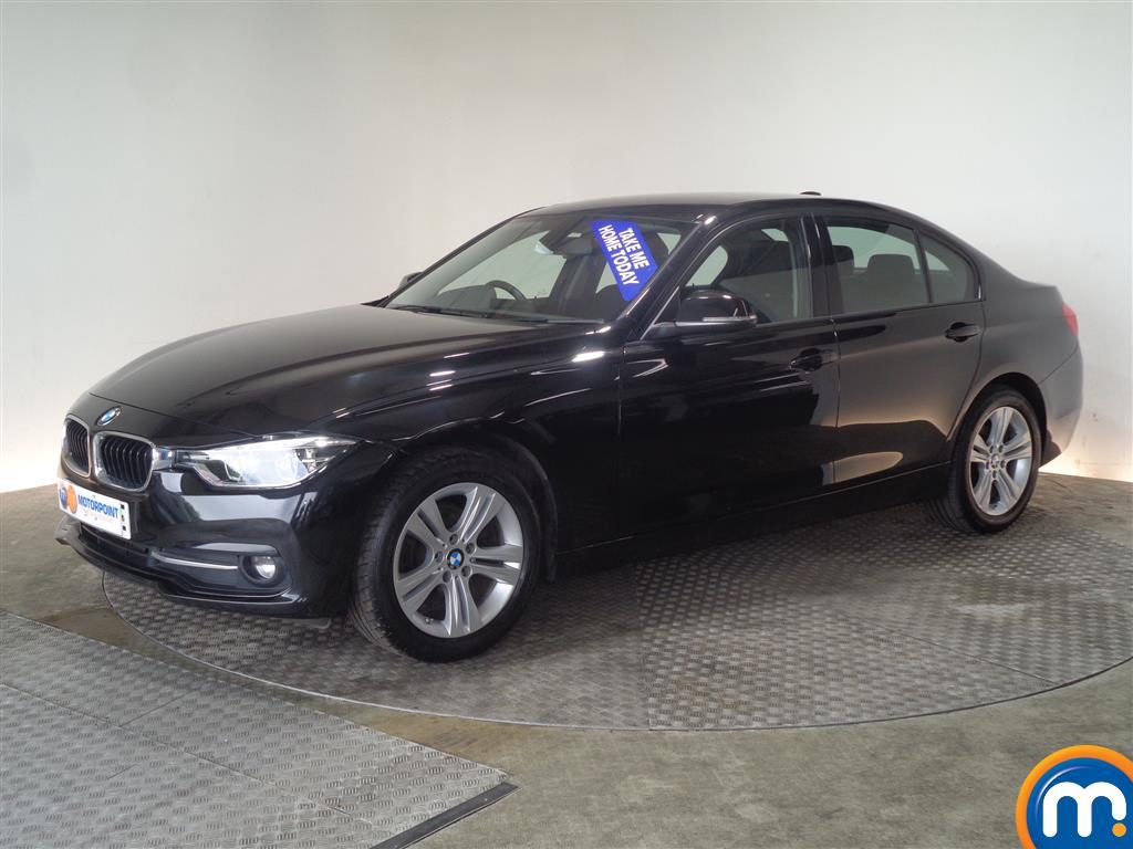 BMW 3 Series Sport - Stock Number (1032161) - Passenger side front corner