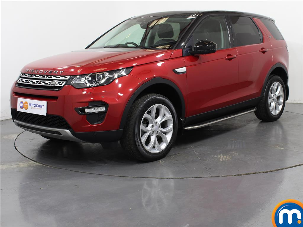 Land Rover Discovery Sport HSE - Stock Number (1030270) - Passenger side front corner