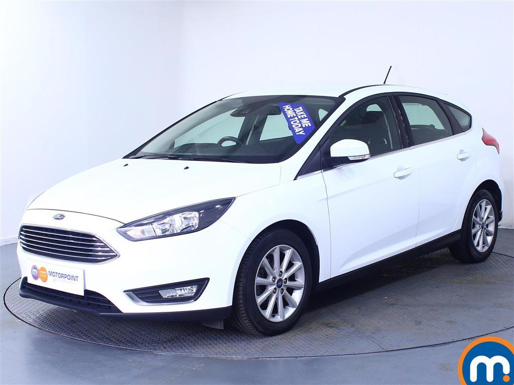 Ford Focus Titanium - Stock Number (1029120) - Passenger side front corner