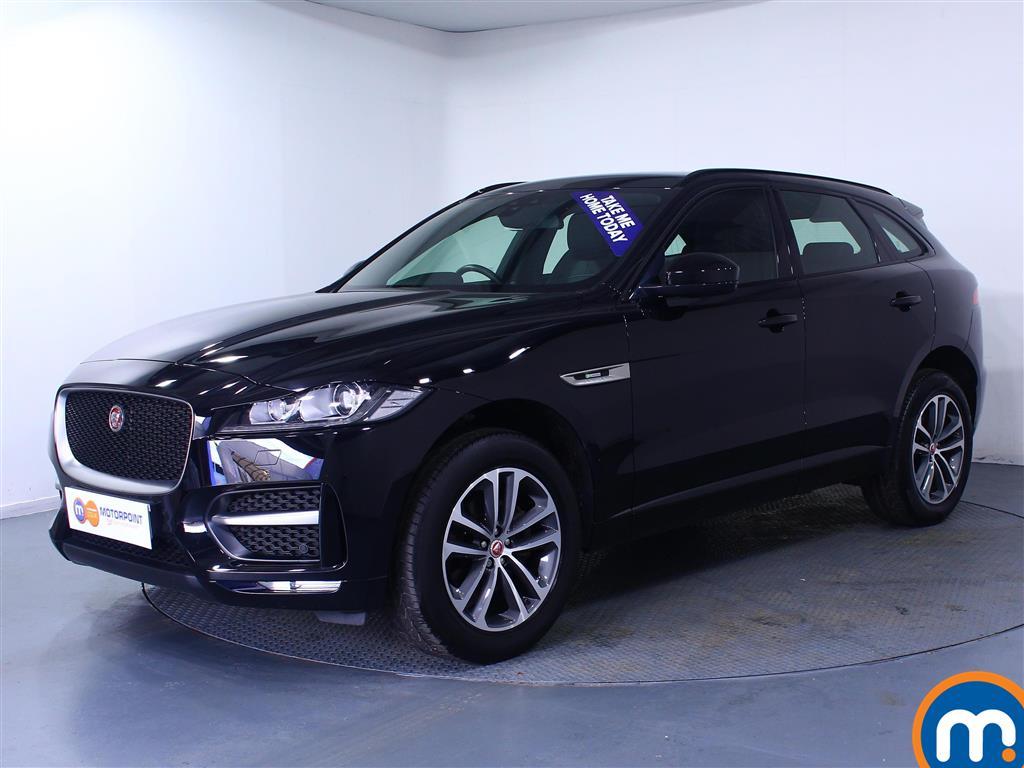 Jaguar F-Pace R-Sport - Stock Number (1030957) - Passenger side front corner