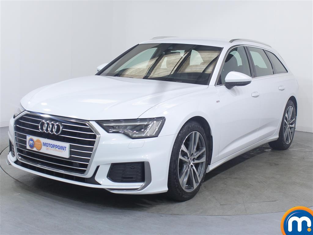 Audi A6 S Line - Stock Number (1030942) - Passenger side front corner