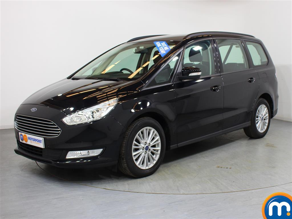 Ford Galaxy Zetec - Stock Number (1009965) - Passenger side front corner