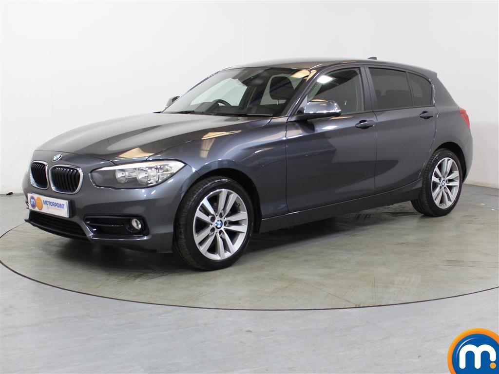 BMW 1 Series Sport - Stock Number (1028667) - Passenger side front corner