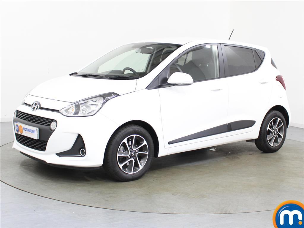Hyundai I10 Premium - Stock Number (996743) - Passenger side front corner