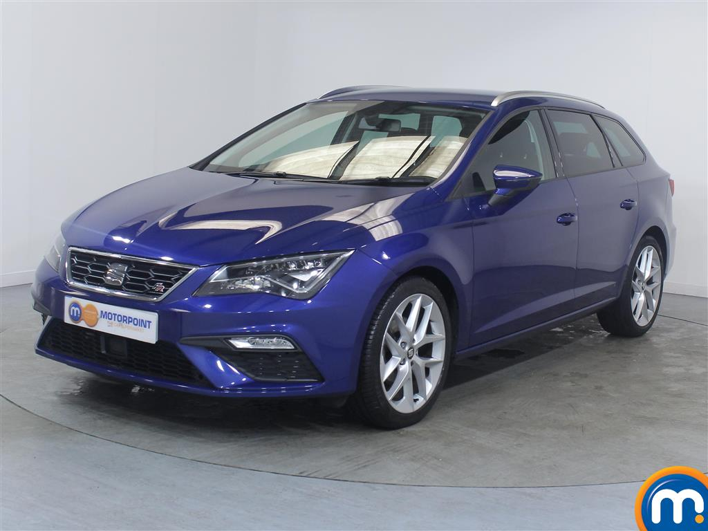 Seat Leon FR Technology - Stock Number (1030625) - Passenger side front corner