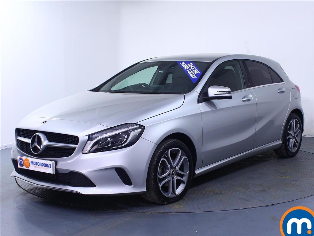Mercedes-Benz A Class Sport Edition - Stock Number (1031268) - Passenger side front corner