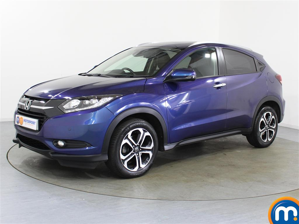 Honda Hr-V EX - Stock Number (1025108) - Passenger side front corner