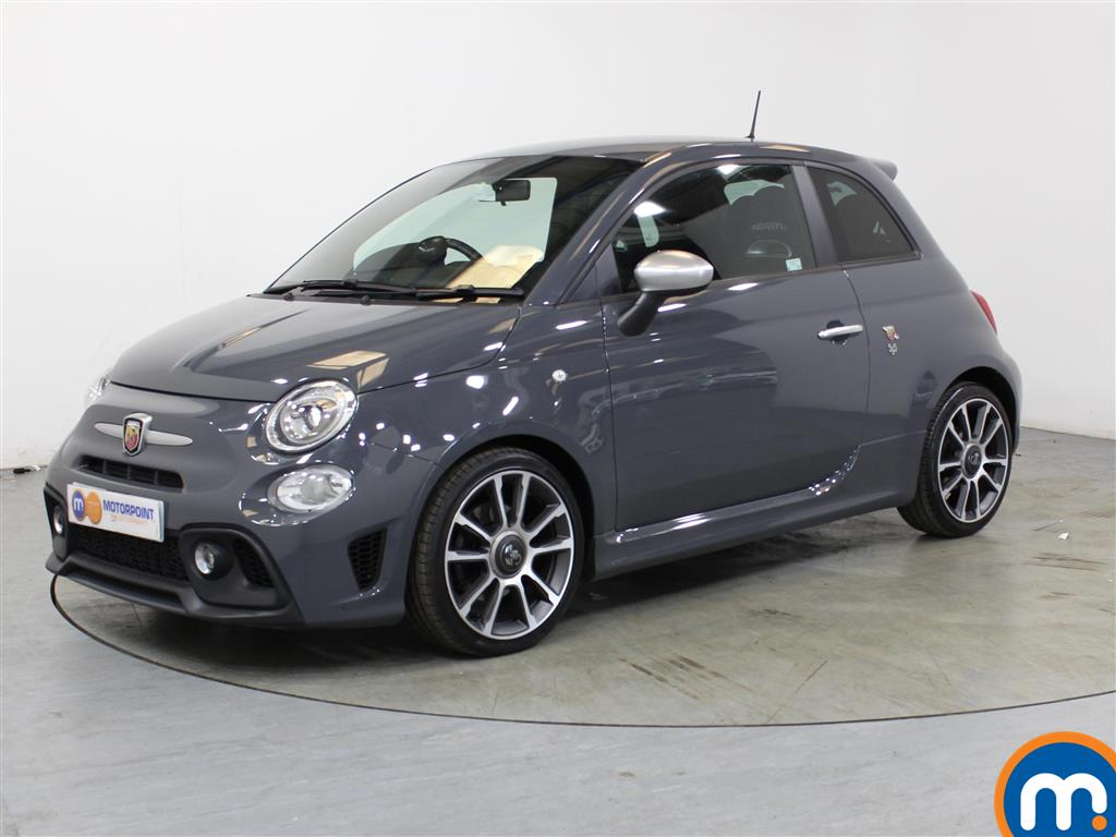 Abarth 595 Turismo - Stock Number (1028527) - Passenger side front corner