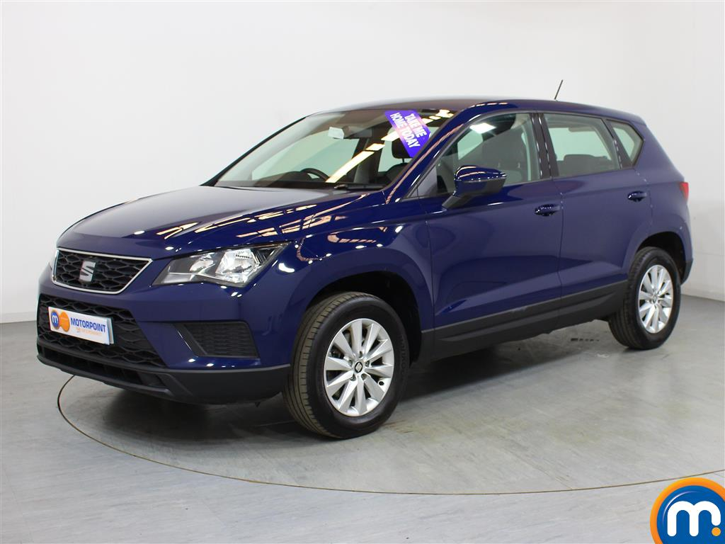 Seat Ateca S - Stock Number (1030312) - Passenger side front corner