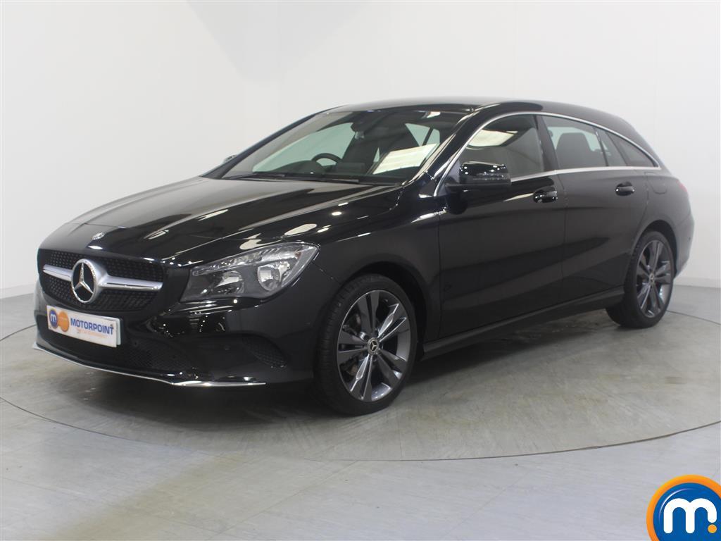 Mercedes-Benz Cla Class Sport - Stock Number (1032208) - Passenger side front corner