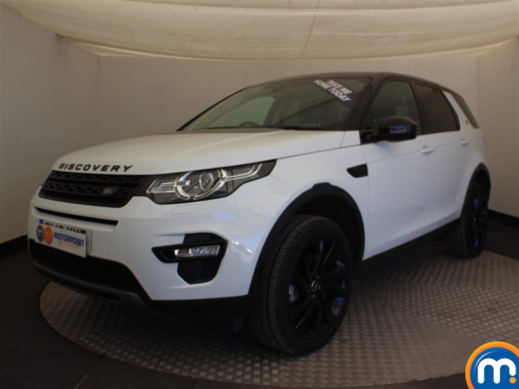 Land Rover Discovery Sport HSE Black - Stock Number (1032535) - Passenger side front corner