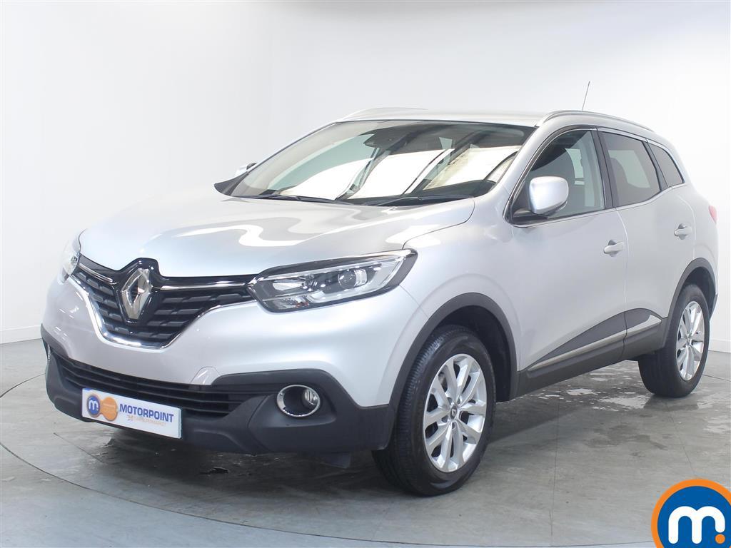 Renault Kadjar Dynamique Nav - Stock Number (1007143) - Passenger side front corner