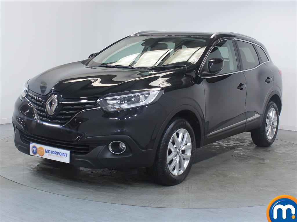 Renault Kadjar Dynamique Nav - Stock Number (1029613) - Passenger side front corner