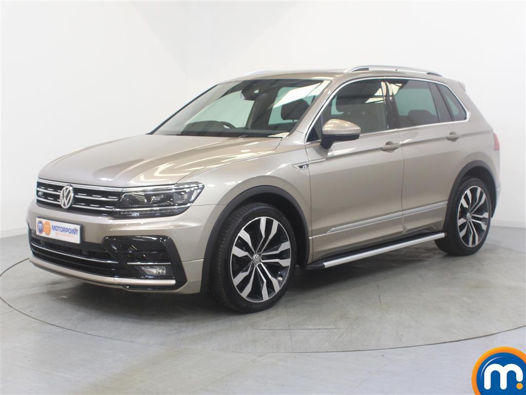 Volkswagen Tiguan R Line - Stock Number (1030338) - Passenger side front corner