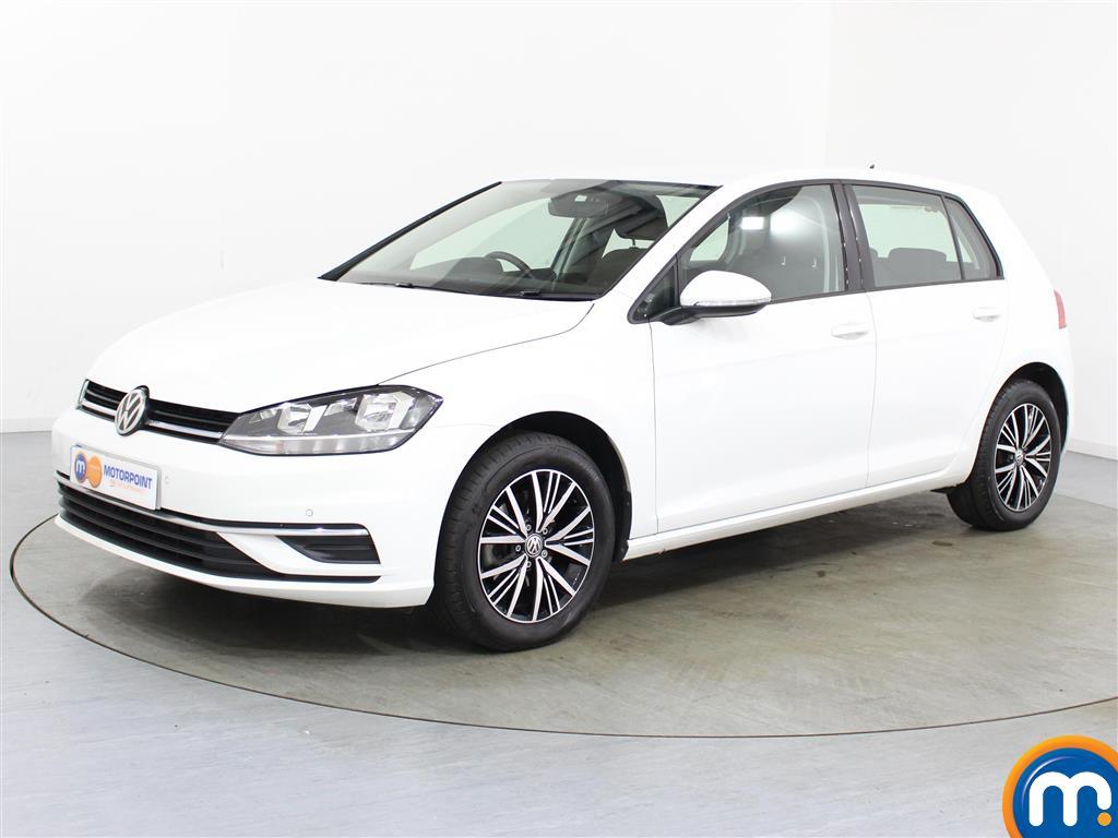 Volkswagen Golf SE - Stock Number (1029544) - Passenger side front corner