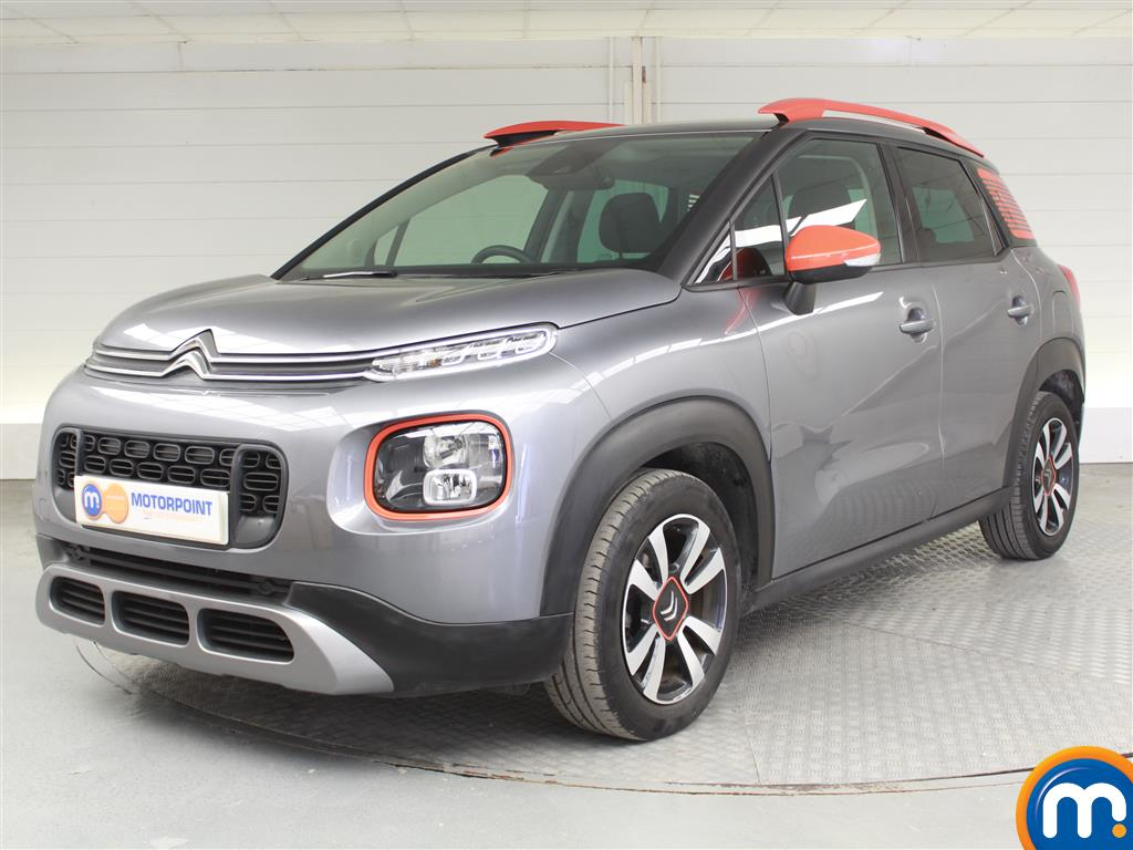 Citroen C3 Aircross Flair - Stock Number (1010904) - Passenger side front corner