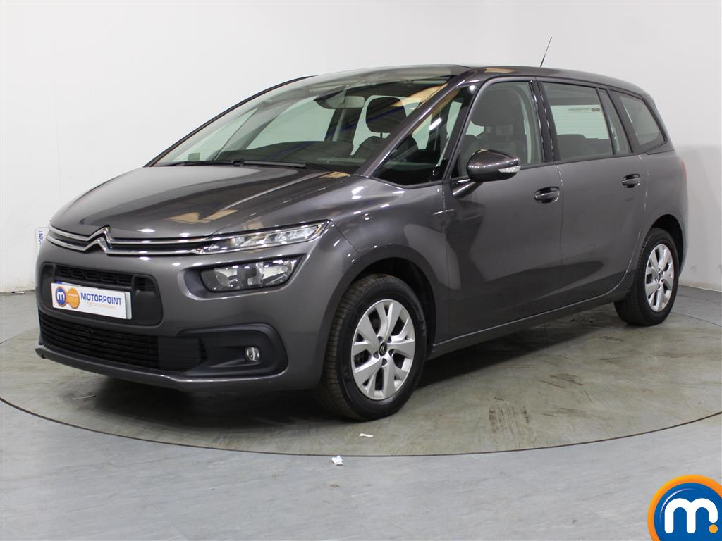 Citroen Grand C4 Picasso Touch Edition - Stock Number (997286) - Passenger side front corner