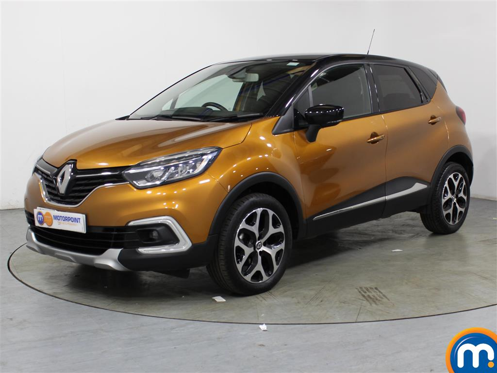 Renault Captur Dynamique S Nav - Stock Number (1030409) - Passenger side front corner
