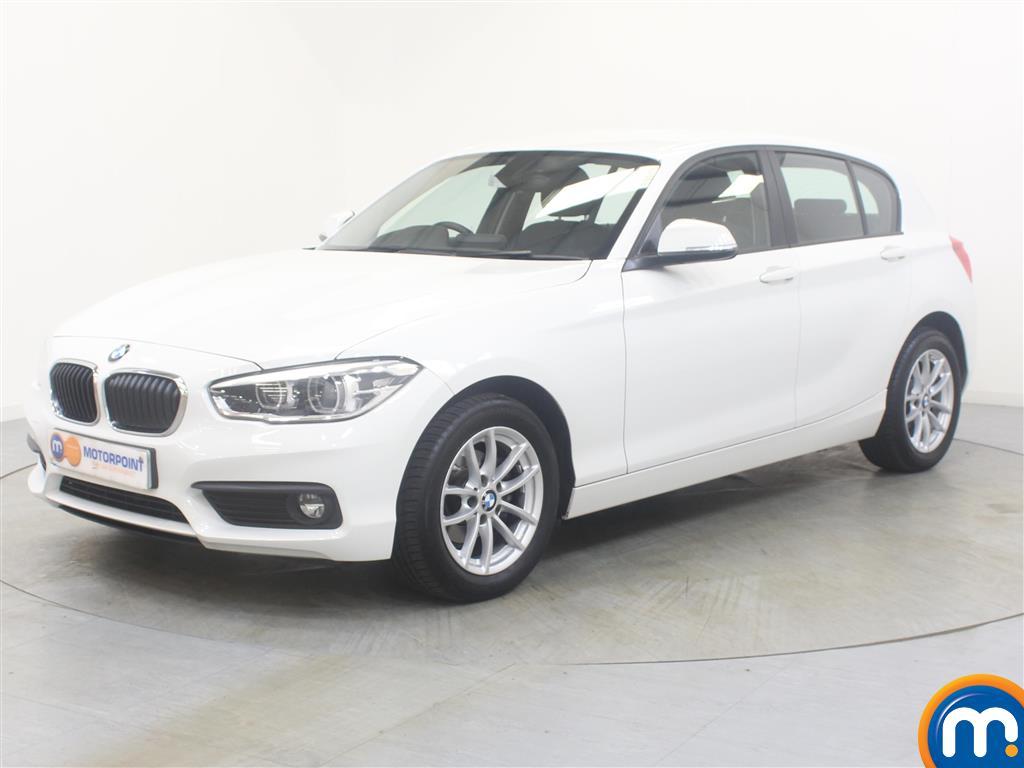 BMW 1 Series SE Business - Stock Number 1030771 Passenger side front corner