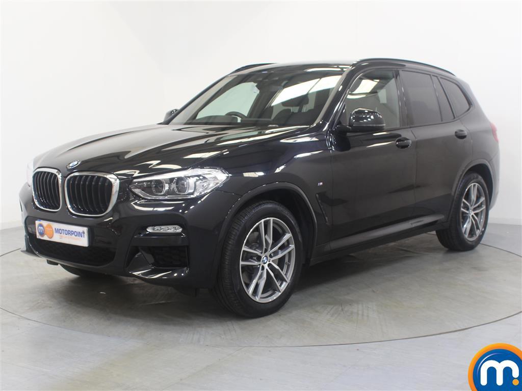 BMW X3 M Sport - Stock Number 1030792 Passenger side front corner