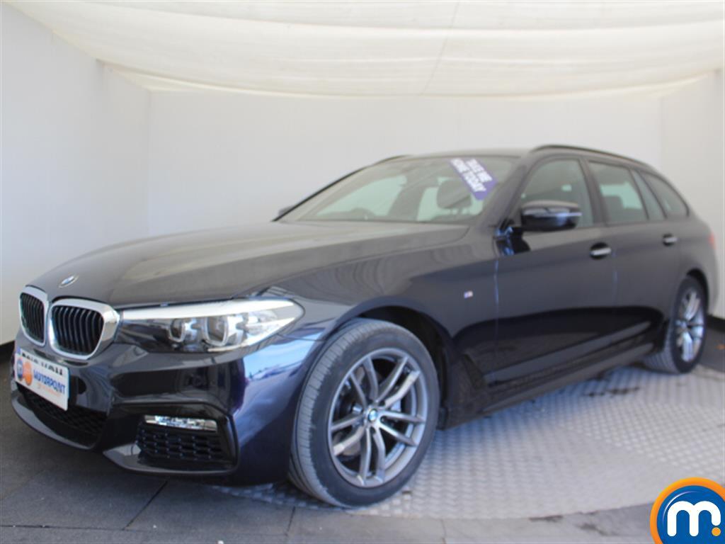 BMW 5 Series M Sport - Stock Number (1032885) - Passenger side front corner