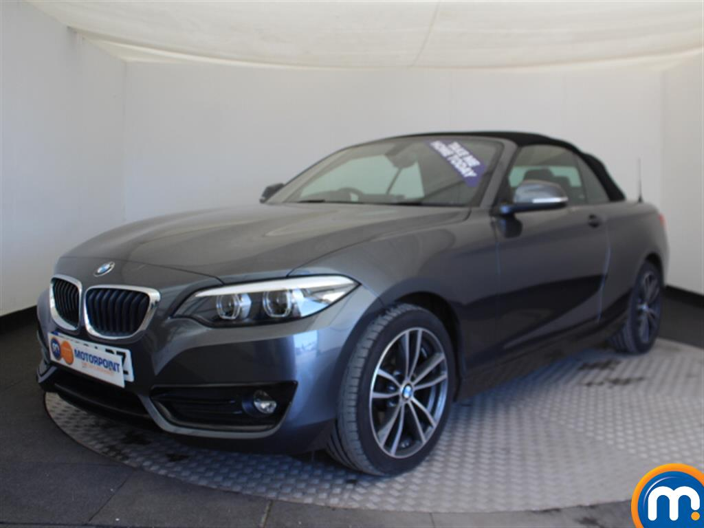 BMW 2 Series Sport - Stock Number (1033209) - Passenger side front corner